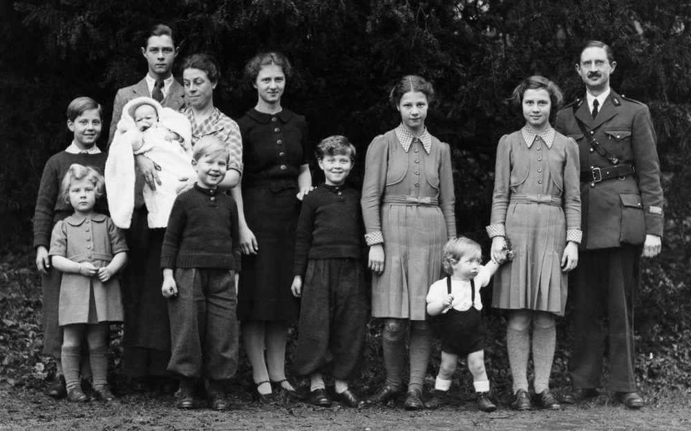 Famille Walrave 1940