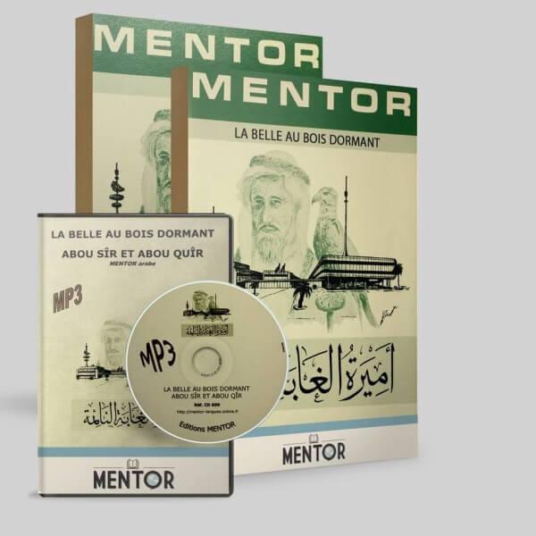 Mentor Arabe Approfondissement 2 Romans et CD