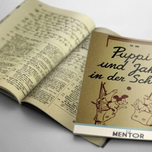 Pack Puppi und Jako in der Schule Méthode MENTOR