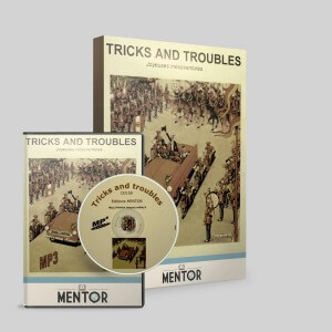 Pack Tricks and Troubles - Anglais - Méthode MENTOR