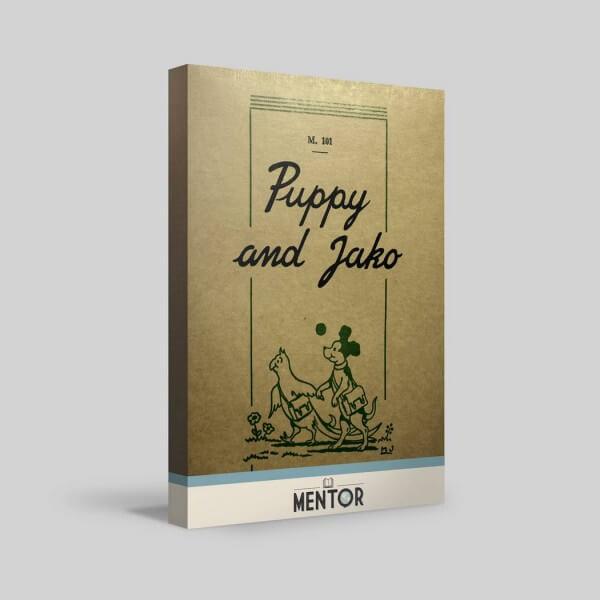 Pack Puppy and Jacko - Méthode MENTOR anglais