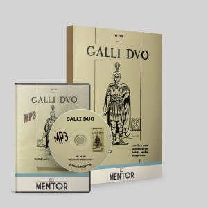 Mentor Latin Decouverte Galli Duo avec cd